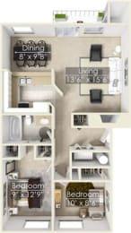 Floor Plan GRANITE