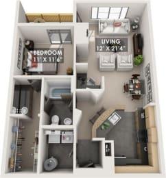 Floor Plan Oasis