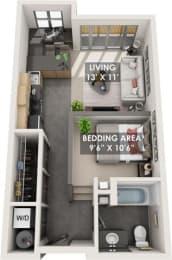 Floor Plan Sahara