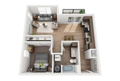 Floor Plan FRYAR