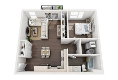 Floor Plan LEWIS