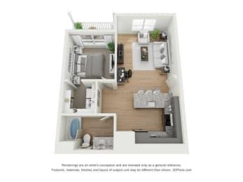Floor Plan Allatoona