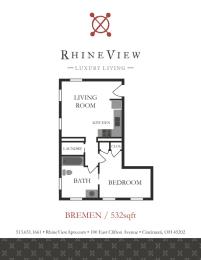 Floor Plan The Bremen