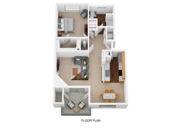 Floor Plan Elliot