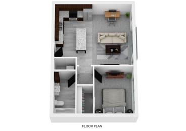 Floor Plan THE GRANT - Clark