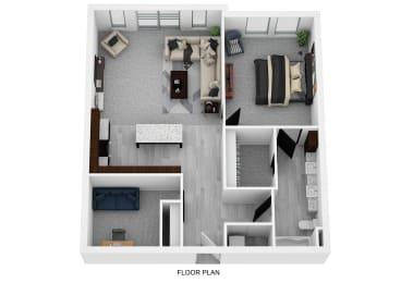 Floor Plan THE GRANT - Greene