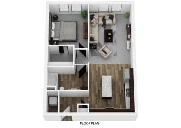 Floor Plan THE GRANT - Miami