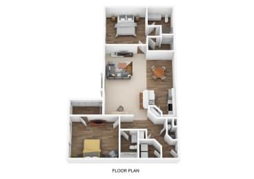 Floor Plan The Madison