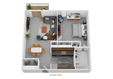 Floor Plan The Westbrook