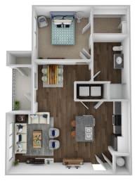 Floor Plan A1.A