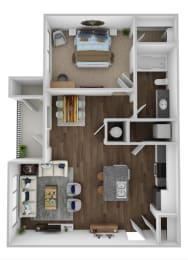 Floor Plan A1