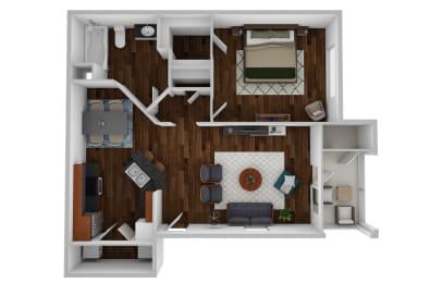 Floor Plan Broyhill