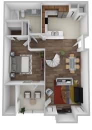 Floor Plan Madison