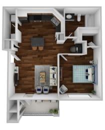 Floor Plan Ridgecrest