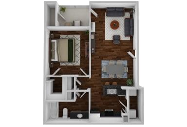 Floor Plan Sewanee