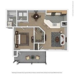 Floor Plan The Corner Cottage