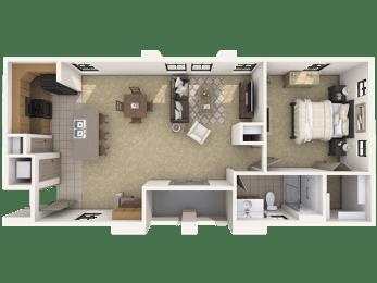Floor Plan A3 Premier
