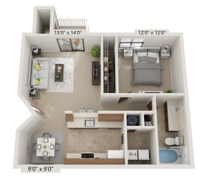 Floor Plan Staten
