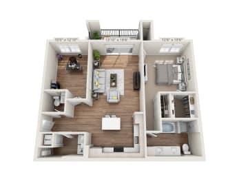 Floor Plan Kensington