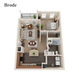 Brode floor plan