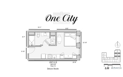 One City A1B