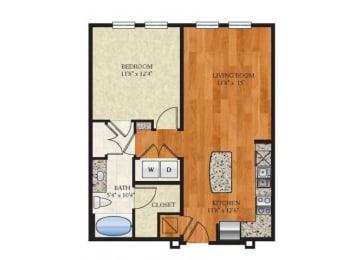 Floor Plan A1 ROWENA