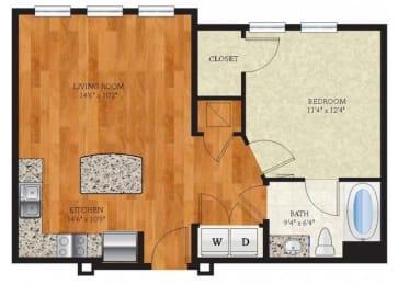 Floor Plan S1 WINYAH