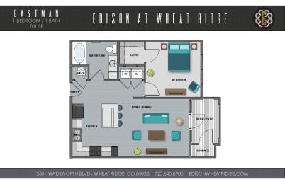 Eastman Floorplan