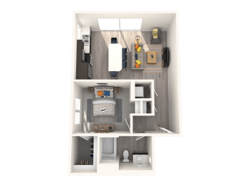 Ariva A2 Floor Plan