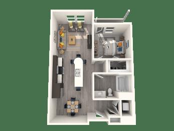 Ariva A3 Floor Plan
