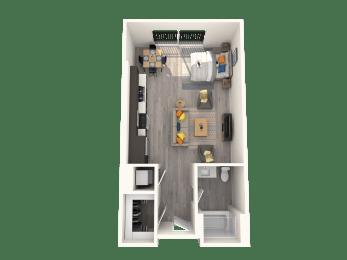 Ariva S1 Floor Plan