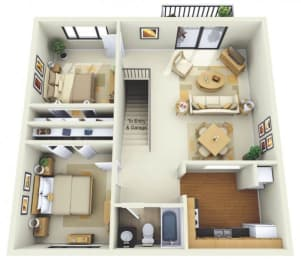 Floor Plan Enhanced