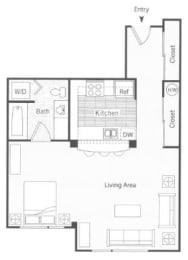 Floor Plan Rosario