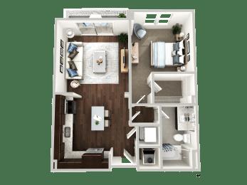 Floor Plan A1 ( Surf )