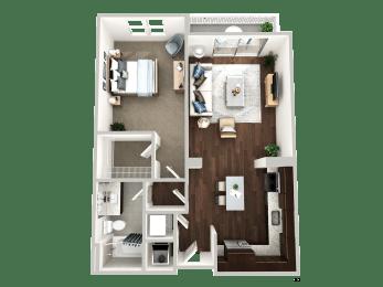 Floor Plan A2 ( Sunrise)