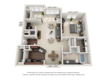 1075 floor plan