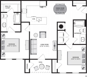 Avalon B1 Floor Plan