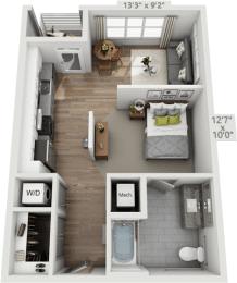 Floor Plan S2.M1