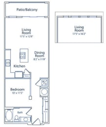 Floor Plan A1-2
