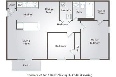 Ram Floor Plan