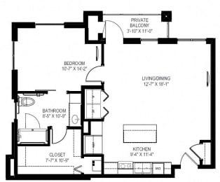 Floor Plan A3 - Lantana