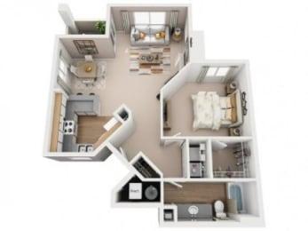 Coronado Floor Plan |Links at High Resort