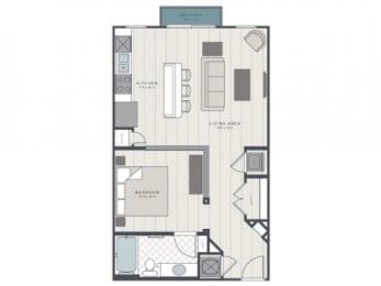The Stono Floor Plan |The Standard
