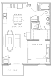 Floor Plan Harley
