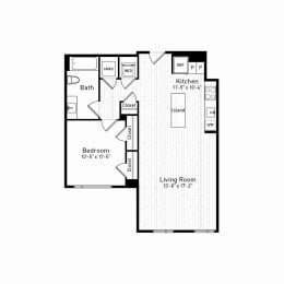 Floor Plan A22