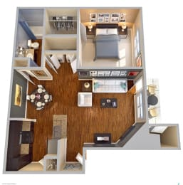 Mount Vernon Apartments Floor Plans