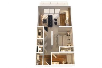 Ashley Square Apartments  | Honeysuckle