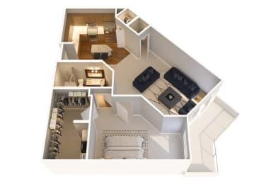 Ashley Square Apartments  | Wisteria