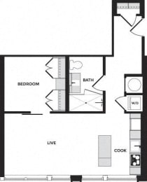 Floor Plan dia110