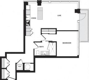 Floor Plan dia115